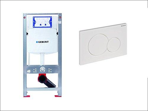 Preisvergleich Produktbild BURDA WAND-WC-ELEMENT BS+PLUS GEBERIT UP-SPK-SIGMA 01 weiss