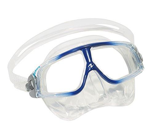 Aqua Lung Sport SPHERA LX Maske, Unisex, Sphera LX, blau
