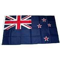 Flaggenfritze/® Tischflagge Neuseeland 10x15 cm