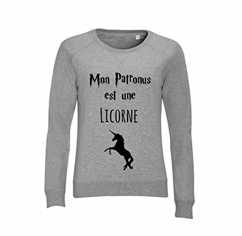 Sweat-shirts-femme-HARRY-POTTER-MON-PATRONUS-EST-UNE-LICORNE