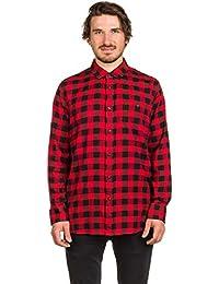 Chemise à manches longues Element Jedway Rouge
