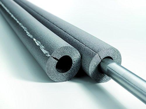 2m Rohrisolierung 13mm Dämmung für Ø12 - 60mm selbstklebend (Ø60)