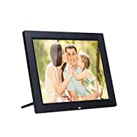 14inch Home Digital Photo Frames black with Remote Controller