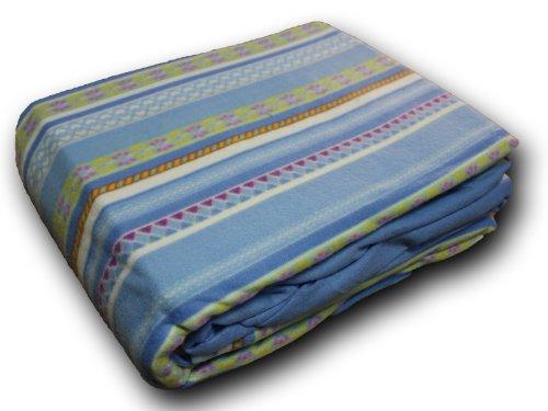Completo lenzuola in pile singolo (colore da scegliere con una mail - fantasie assortite)