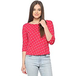 a98acc37864cb Vvoguish Women s Shirt Top (Vvpnttp1030Mgnt-Xl Multi-Coloured X-Large)
