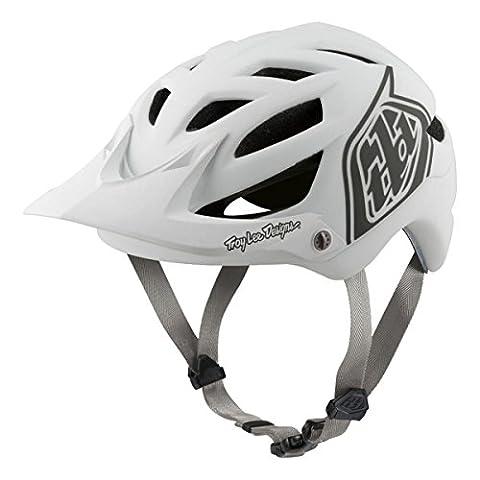 Troy Lee Designs Enduro-MTB Helm A1 Weiß Gr. M/L