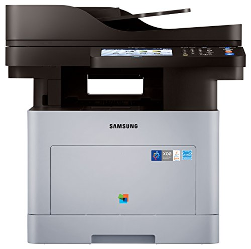 Samsung SL-C2680FX/SEE PROXPRESS A4 Laser-Multifunktionsdrucker mit Scan/Fax/Copy-Funktion (Samsung 26 Tv)