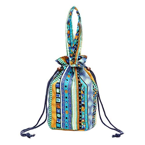 Bfmyxgs Mother es Day Canvas Floral Women Bucket Bag Hand Bag Printing Crossbody Bag Totes Chest Package Totes Handbag Waist Bag Rucksack Coin Bag