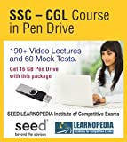 SSC CGL Course in Pen Drive