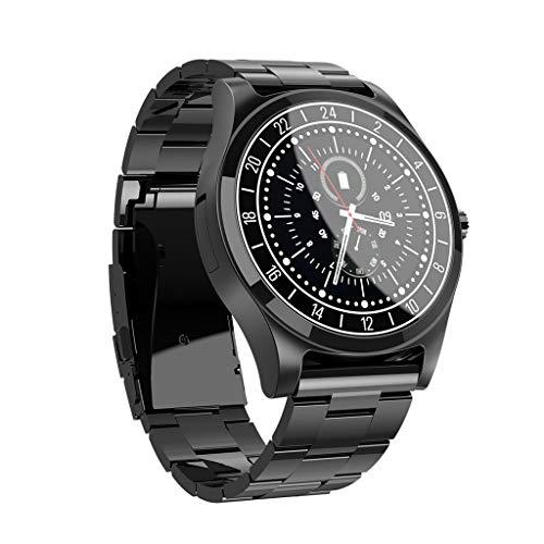 hren, Elospy Bluetooth Musikwiedergabe Smartwatches Fashion Intelligente Geschäfts Uhr Multifunktion Sport Armband schrittzähler Kalorienverbrauch Trainingskilometerstand ()