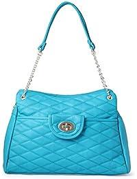 Oriflame Women's Handbag (Handbag1,Green)