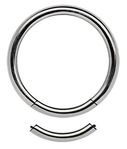 titanio-piercing-joya-anillo-de-segmento-12-x-7-mm