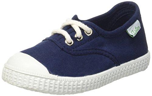 AsterIggy - Scarpe da Ginnastica Alte da ragazza' , Blu (Blue (Marine)), 26