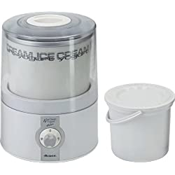 Ariete 00C063500AR0 Ice Cream & Yogurt Maker