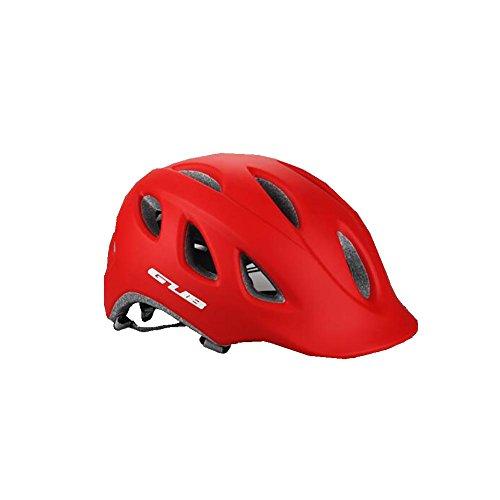 MIAO Fahrradhelm - Outdoor Männer und Frauen One Moulding Berg / Rennrad Reithelme , red (Giant Frauen Rennrad)