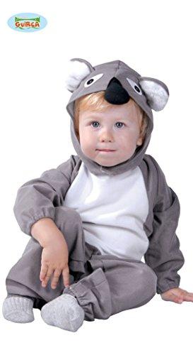 Baby Koala Kostüm (Baby Koala Bär - Kostüm für Kinder Gr. 86/98,)