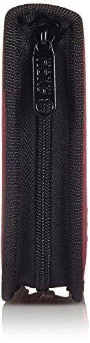 4YOU Zusatztasche Igrec Zipper Pencilcase Checker Red Pink