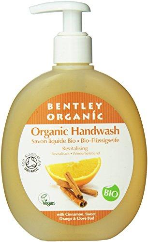 Revitalisierende Waschen (Bentley Organic Revitalisierende Hand Wash 250ml)
