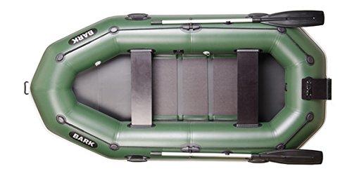 Bark B-280NP Rudern\\Motor dreifach, Schlauchboot Doppelzimmer Paddelboot Einzelnes Boot, Vorzüglichkeit, Festigkeit