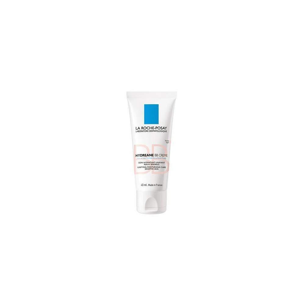 La Roche Posay Hydreane BB Cream SPF20, color Light, 40 ML
