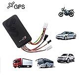 Localizzatore GPS, GSM, GPRS, per veicoli. Localizzatore antifurto, segnale di allarme via SMS, piattaforma di localizzazione online