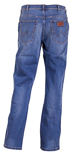 Wrangler - Jeans - Homme Beyond Blue (W121NJ96W)