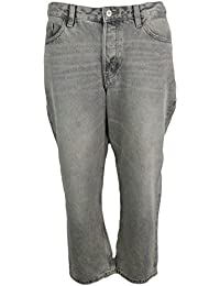 398c66ee8b1 Marks and Spencer EX M S Mid Rise Cropped Straight Leg Jeans