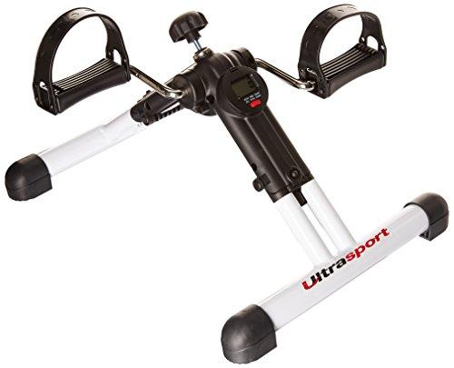 Ultrasport Minibicletta Mpe Com 25 Pieghevole con Computer – Allenamento Braccia e Gambe