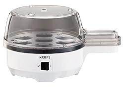 Krups F 233 70 Eierkocher Ovomat Spezial weiß