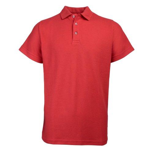 RTY Workwear Herren Polo-Shirt S bis 10XL Rot