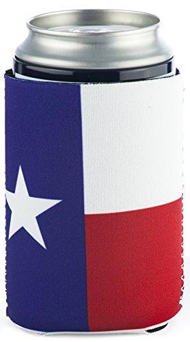 Funny Guy Tassen, Texas Flagge Neopren Kann Coolie