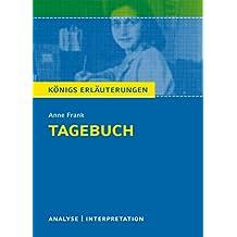 Tagebuch. Königs Erläuterungen. (German Edition)