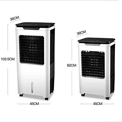 BXX Multi-Szenario-Anwendung Fan Verdunstungsluftkühler, Home Mobile Air Conditioning Heizung und Kühlung,B