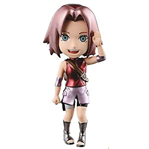 Most lottery NARUTO- Naruto -. Shippuden World Collectible Figure B Award Haruno Sakura metallic color ver separately 7