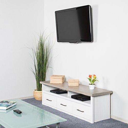 Ultratec TV Wandhalterung WH-C3255 Classic, VESA-kompatibel, 32 Zoll bis 55 Zoll - 5