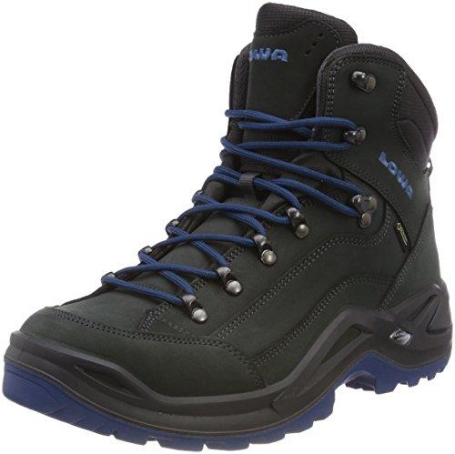Lowa Renegade GTX Mid, Chaussures de Randonnée Hautes Homme, Marron, 39 EU