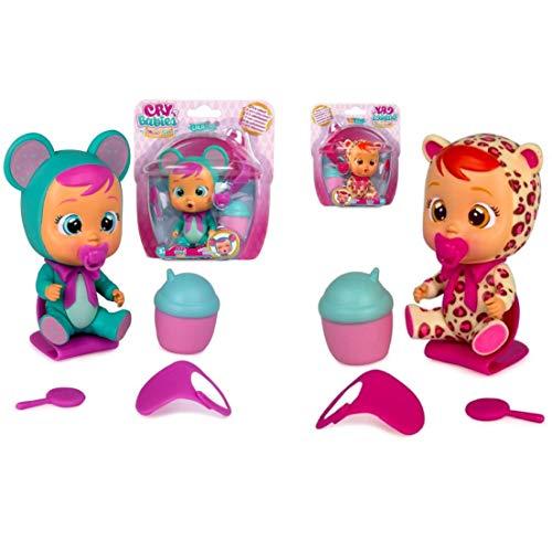 IMC Toys- Cry Babies Lala (97452)