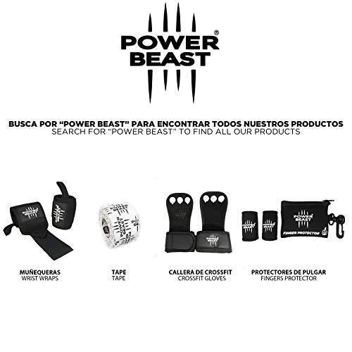 Zoom IMG-3 power beast tape weight lifting