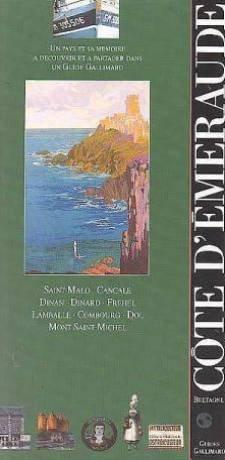 Côte d'Emeraude (ancienne édition) par Guide Gallimard