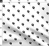 Schwarz Weiß, Schwarz Und Weiß, Luftballons, Grafisch