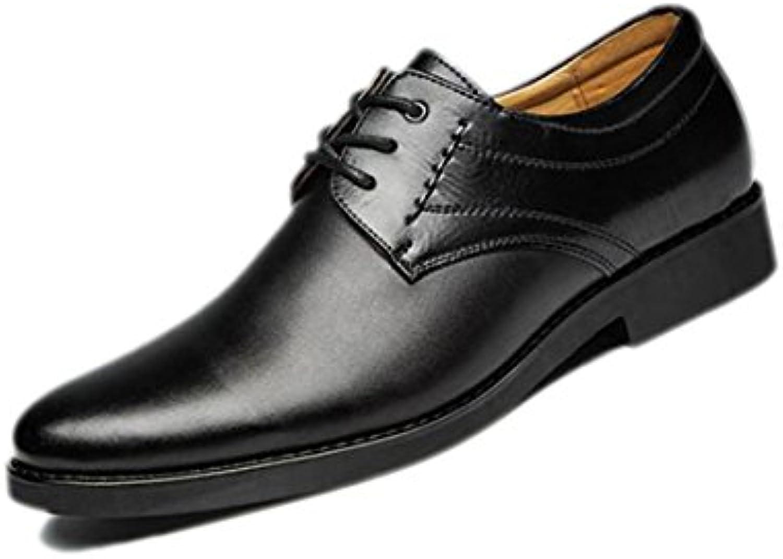 Scarpe da Uomo in Pelle, Scarpe, Lavoro, Antiscivolo, Escursioni, A Punta, Casual,nero-40   Online Shop    Uomini/Donne Scarpa