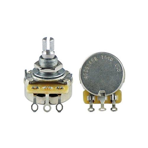 CTS - Potenciómetro de volumen o tono para guitarra eléctrica y bajo (repuesto)