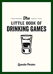 Idea Regalo - The Little Book of Drinking Games