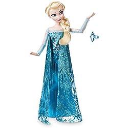 Disney Princesse Boutique Officielle Elsa Classique poupée Accessoires Bague
