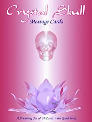 Crystal Skull Message Cards (39cards & 64page Guidebook)