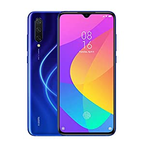 "Xiaomi Mi 9lite 6+128GB 6.39"" 4030mAh MIUI10 Qualcomm Snapdragon 710 32MP+48MP Blue (Versión Global)"