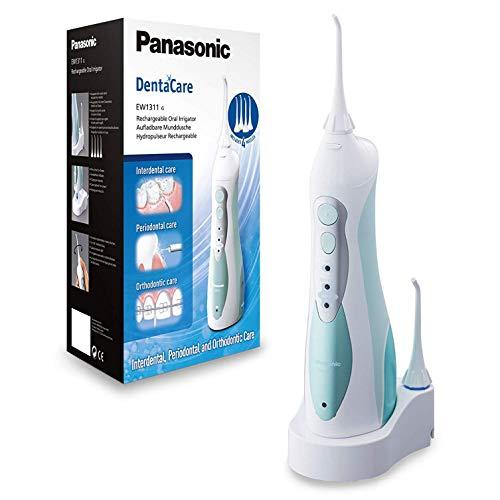 Panasonic - Ew1311 - Jet Dentaire/Hydropulseur - Sans Fil - Rechargeable