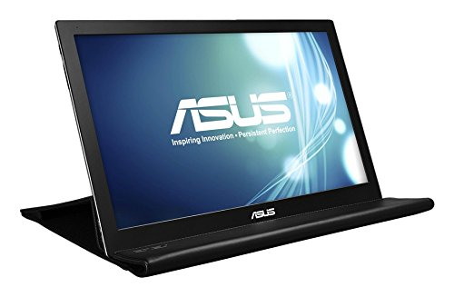 ASUS MB168B 15.6-inch easily transportable USB Monitor, 1366 x 768, TN UK