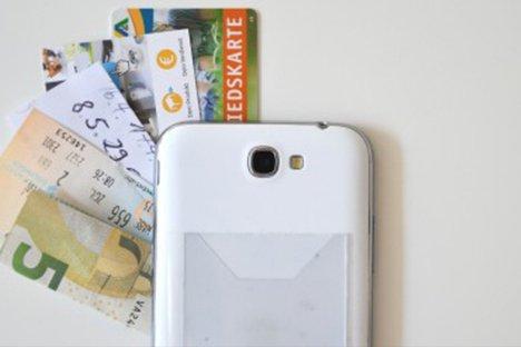 SlimFilm - Die Tickethülle für dein Smartphone