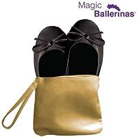 Mamzelle O Magic S, Bailarinas con Punta Cerrada para Mujer, Negro (Negro 107), 38 EU